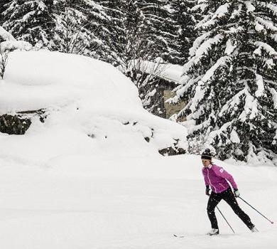 Pralognan La Vanoise - Coupe du Monde FIS - Telemark